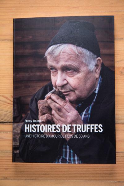 Livre «Histoires de Truffes»